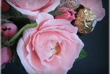 Cukorka virágok - Candy Flowers