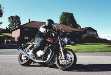 My Honda CB1100RS / café racer