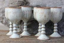 CERAMIC - goblets