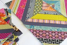 Quilting - Scraps or Stash Busters