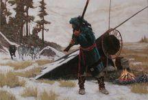 Mountain Men & Fur Trade / by Edward Sr.