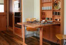 mesa cocina original