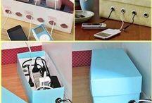 Diy- Faça você mesmo! Reciclagem! / Veja + Inspirações e Dicas de decoração no blog!  www.construindominhacasaclean.com