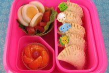 Lunchbox Ideas / Lunchbox food ideas for children.