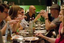Colunchs / Les différentes tablées Colunching : convivialité, bonne humeur et partage sont au menu !