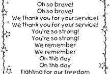 Veteran's Day Theme