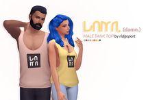 {Sims 4} Simlish CAS