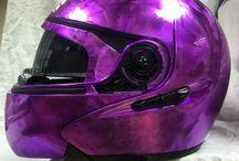 motor helmets