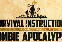 Zombie Apocalypse Survival!