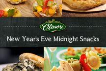 New Year's Eve Midnight Snacks