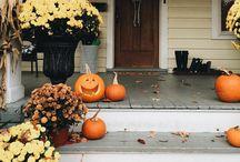 Fall & Halloween / Saison et fête