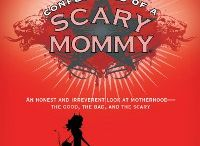 """I  ♥  Scary Mommy!!! / OMG..the BEST blog ever!  I enjoy the domestic thing and, God blessed me with artist ability. You will find me in the kitchen or cleaning most times. BUT...I NEVER CLAIMED TO BE DOING THE PARENTING THING """"RIGHT"""". I aspire to do better, and that is all I can do. I have had it with the self-proclaimed """"Super Moms"""" that tell you everything you and your children do wrong, while going on, and on, about how perfect they are. Who are they trying to convince anyway? Oh to be a fly on their wall."""