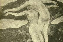 Kahlil Gibran's Art