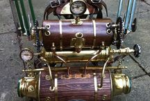 Steampunk Machines