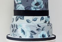 ZZZ Wedding Cakes / I love the artistry of different wedding cakes. Every one has their idea of the perfect wedding cake