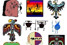 Native American Clip Art - Tribal Elements - Commercial Use / Native American Clip Art - Tribal Elements - Commercial Use. WELCOME to this STUNNING collection of Native American images.   This bundle contains 30 high-quality COLOR Native American Clip Art images. Images saved at 300dpi in PNG files.  ENJOY!!!