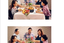 2 Families Eating: Which Familly is Eating Bad Foods & Drinks