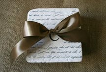 Gifts / by Leigh Ellis