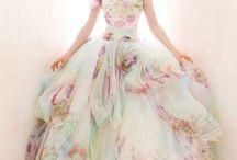 Wedding Themes: Watercolour Weddings / The beauty of weddings through watercolour eyes