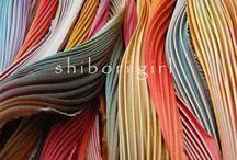 shibori ribon stuff