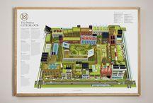Modern Living / Posh plans for exiting urban living