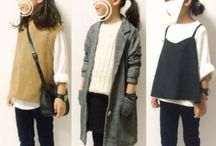 kidsファッション girl