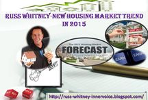 Russ Whitney-New Housing Market Trend in 2015 / The housing market will be well because of better employment, senior wages and solid financial growth, which will trump the effect of higher mortgage rates.