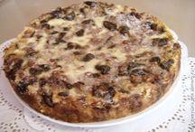 Пирог из чернослива