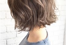 hairー