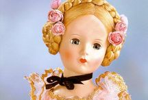 Dolls to Love ~ Madame Alexander  / by Pamela Dare