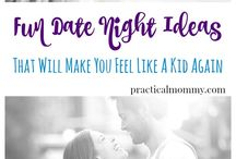 Marriage and Relationships / Marriage and relationship pins, including date night ideas, ways to connect, and more.