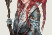 Druid Priestess