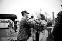 Military Homecoming / by Sonya Ruth