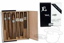 Cigars // Sam Leccia / Click through to our site for even more options on shapes and wrappers.