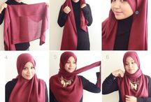 Hijab - For Your Eyes Only / by Norzaleha Ariffin