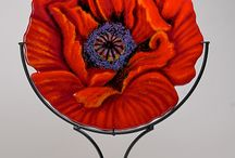 Inspiration: poppies / Poppies and their colour for design inspiration