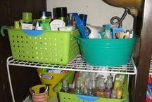 Organizzazione lavello cucina