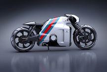 Motorfiets / Cool bikes