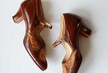 1900-1940 shoes