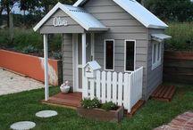 • Ideas - CUBBY HOUSE •