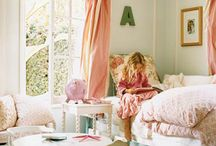 Home Inspiration... Miss E's room / by Kara Wilson