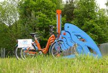Filfri Bikes - Polish Bike Sharing System / Complete Bike sharing system designed and manufactured in Poland - Filfri Bikes