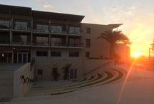 Thalazur Antibes / Magnifique séjour à Antibes chez notre partenaire Thalazur : soins de thalassothérapie, piscines, ou farniente.