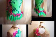 Justaucorps / Couture