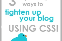Getting bloggy with it!