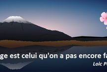 A méditer / Vous faire rêver... Vous faire voyager... C'est l'essence même d'Etyo
