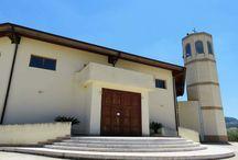 Nanda Vigo - Chiesa di Gesù e Maria, Centro Sociale