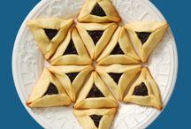 Jewish holiday recipes  / by Elly Zweigbaum