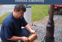 waterheaters and rocket stoves