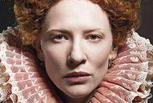 Screen Queens : Elizabeth I